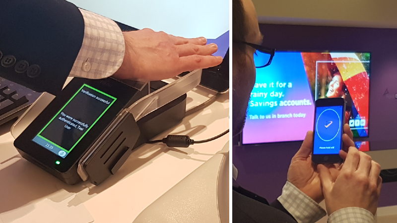 New technology showcase designed to improve banking and insurance customer experience
