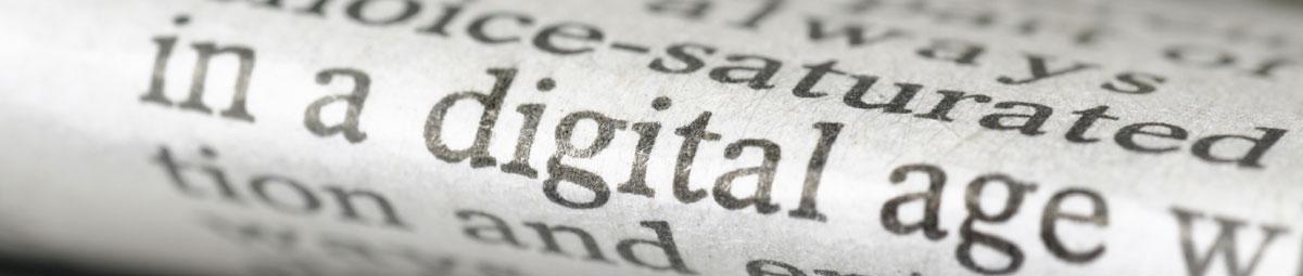 digital age in newspaper