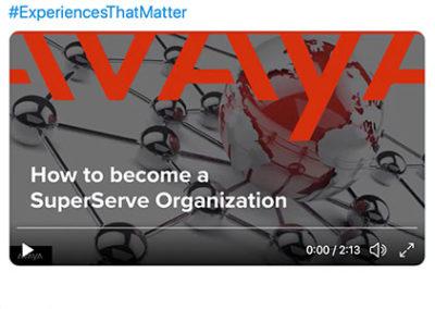 Avaya SuperServe Video