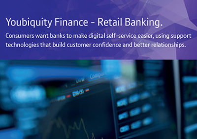 BT & Avaya: Youbiquity Finance – Retail Banking report