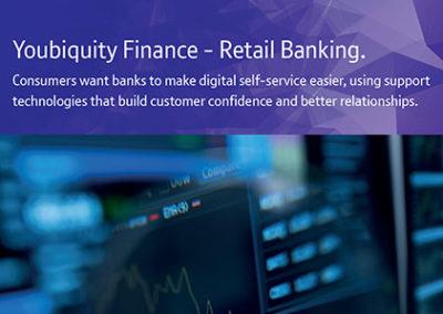 BT & Avaya: Youbiquity Finance – Retail Banking report