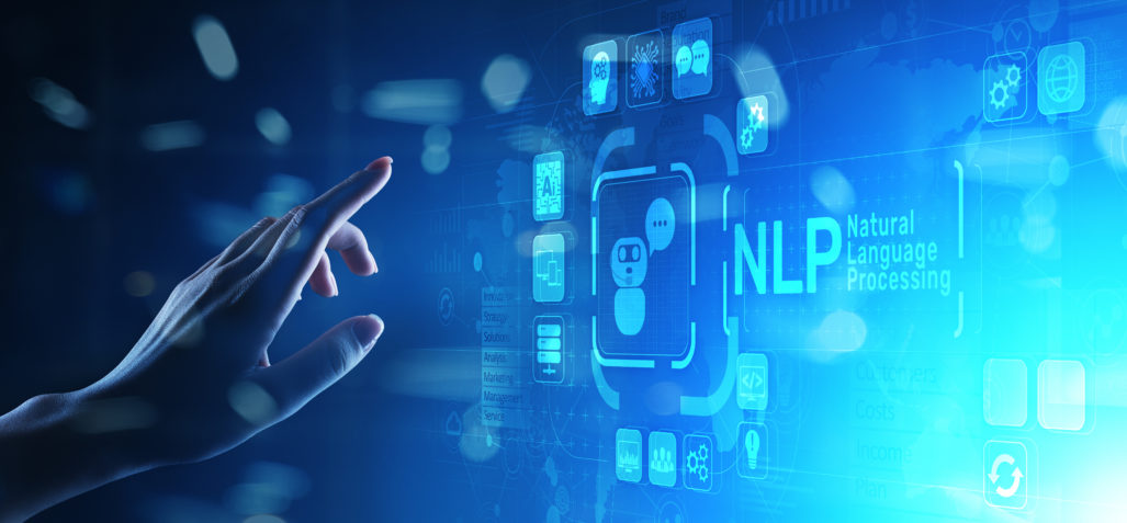 How are European businesses investing in AI-based NLP technologies to improve CX?